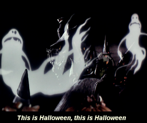 Halloween, the nightmare before christmas, and nightmare before christmas image