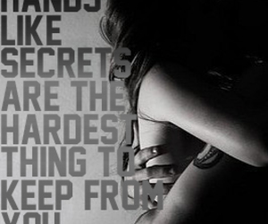 anberlin, hands, and secrets image