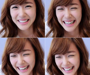 *-*, bangs, and snsd image