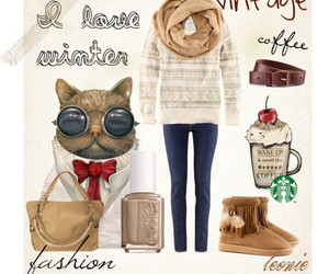 britain, chic, and clothes image