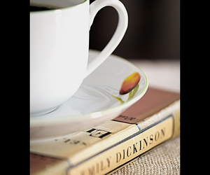 bokeh, book, and coffee image