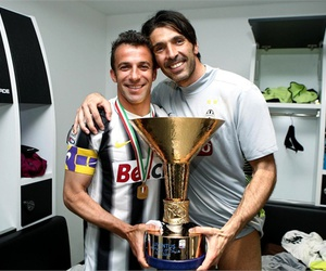Del Piero, Juventus, and buffon image