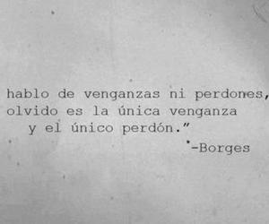 borges, quote, and forget image