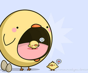 bird, cool, and sweet image