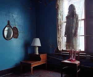 girl, light+, and windowlight image