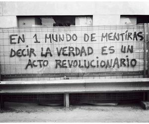 revolution, lies, and world image