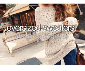 sweater, pretty, and cute image
