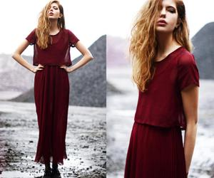 hair, outfit, and ebba zingmark image