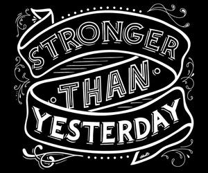 strong, motivation, and quote image