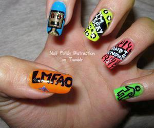 cool, lmfao, and nails image