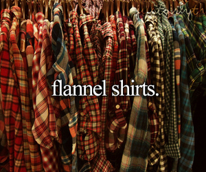 shirt and flannel image