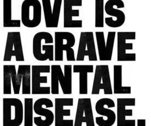 disease and love image