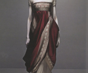 dress and Alexander McQueen image