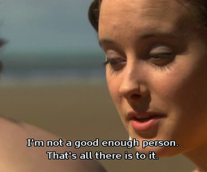 skins, michelle, and quote image