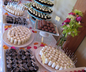 bakery, buffet, and display image