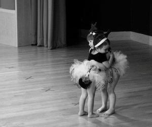 ballet, friends, and dance image