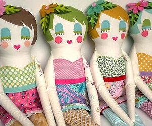 boneca, doll, and toys image