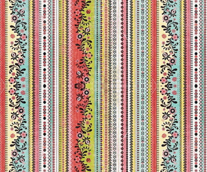 pattern and background image