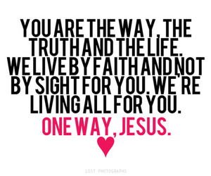 jesus, text, and love image