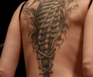 cool, spine, and corset image