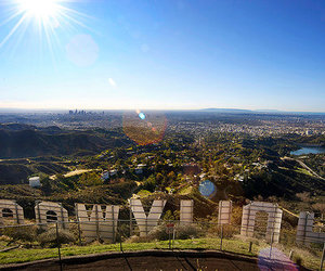 hollywood, photography, and california image