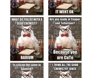 chemistry and jokes image