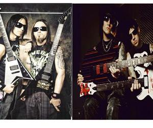 a7x, avenged sevenfold, and bullet for my valentine image