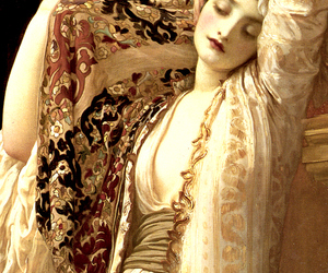 art, beautiful, and Frederic Lord Leighton image