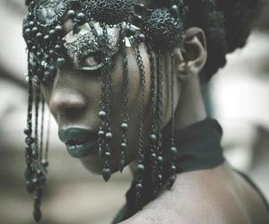 African, beauty, and black image