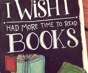 book, wish, and time image
