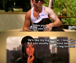 Vinny, jersey shore, and snooki image