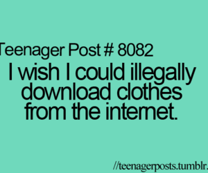 teenager post, clothes, and post image