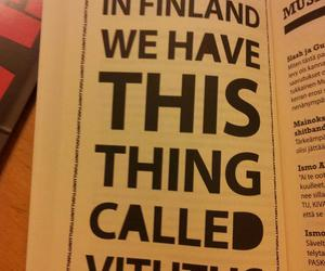 finland, fuck, and funny image
