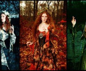 three graces, viona art, and viona ielegems image