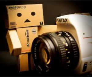 danbo, pentax, and k-x image