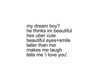 boy, text, and love image