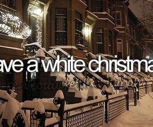 christmas, hope, and snow image