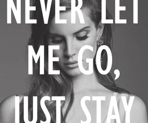 lana del rey, stay, and lana image