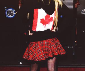 Avril Lavigne and canada image