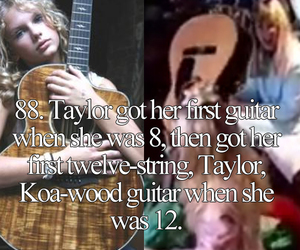 Taylor Swift and facts image