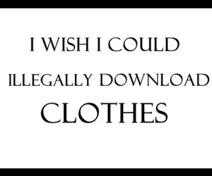 clothes and wish image