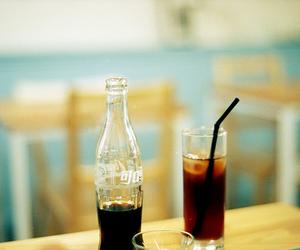 coke and food image