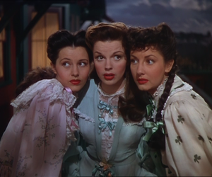 Cyd Charisse, judy garland, and the harvey girls image