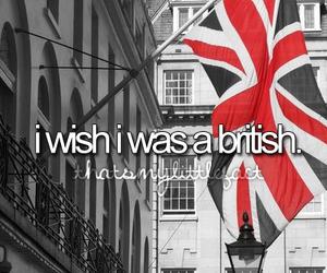 british, flag, and london image