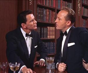 frank sinatra, bing crosby, and high society image