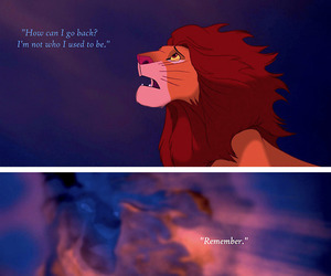 lion king and disney quotes image