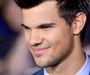 Taylor Lautner and breaking dawn image