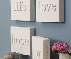 hope, love, and life image