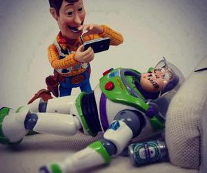 woody, buzz, and toy story image