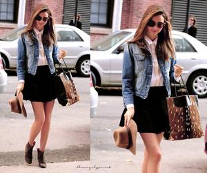 fashion, girl, and miranda kerr image